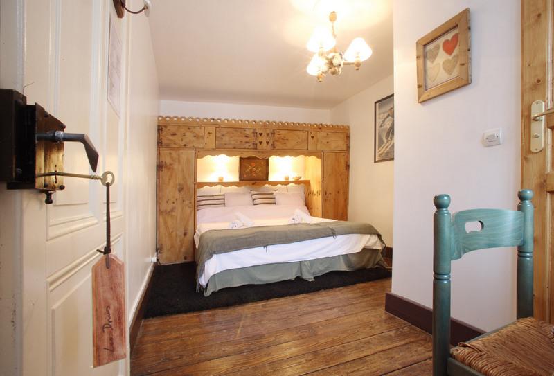 Brévent bedroom